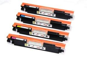 Refill Toner Hp CE312A CE311 CE312A CE313A 126A